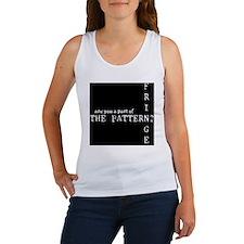 ThePatternPillow Women's Tank Top