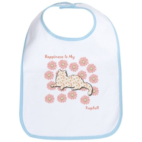Ragdoll Happiness Bib