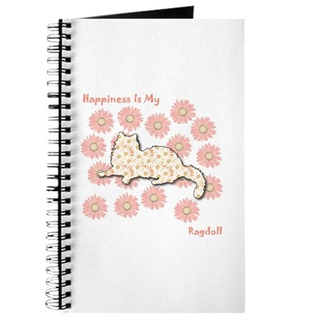 Ragdoll Happiness Journal