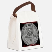 Freedom:Religion Canvas Lunch Bag