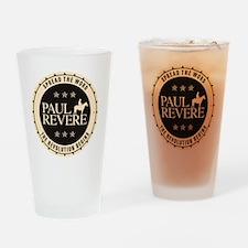 jan11_paul_revere2 Drinking Glass