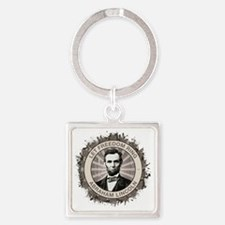 sept_let_freedom_ring Square Keychain