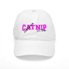 Certified Catnip for Boys (short) Baseball Cap