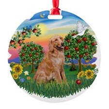 Bright Country - Golden 1 Ornament