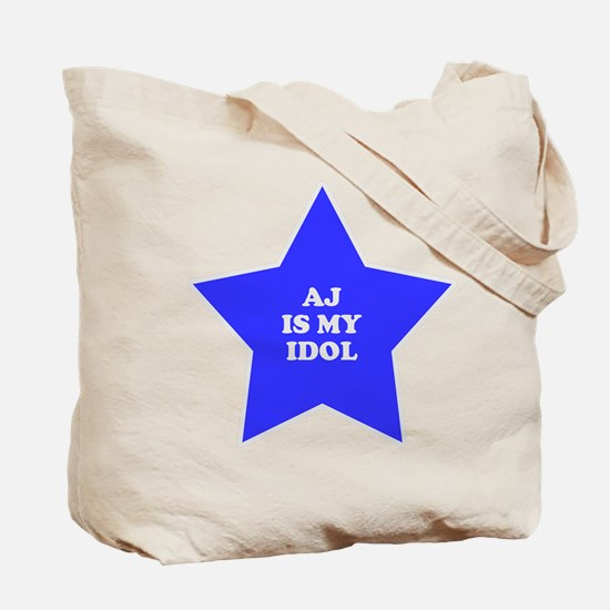 Rudy Is My Idol Tote Bag
