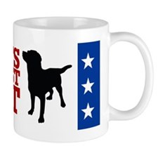 Mutts Against Mitt-bumper Small Mug