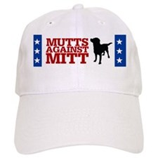 Mutts Against Mitt-bumper Cap