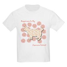 Bobtail Happiness Kids T-Shirt