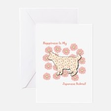 Bobtail Happiness Greeting Cards (Pk of 10)