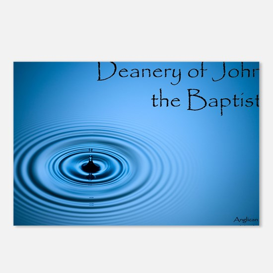Deanery Logo 2 Postcards (Package of 8)