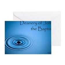 Deanery Logo 2 Greeting Card