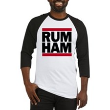Rum Ham DMC_light Baseball Jersey