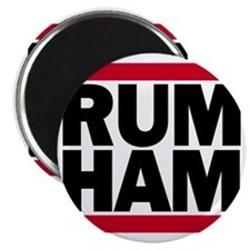 Rum Ham DMC_light Magnet