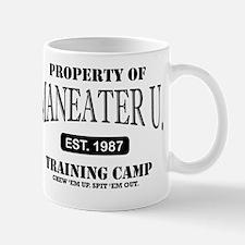 Maneater _ Training Camp TW Mug