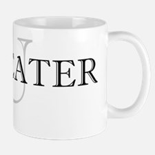 Maneater_U_gray TW Mug