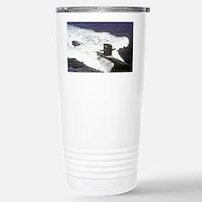 houston framed panel print Travel Mug