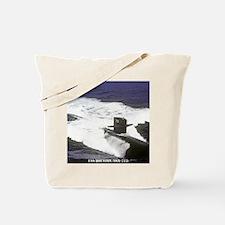 houston framed panel print Tote Bag