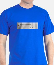 Delete Windows? - T-Shirt