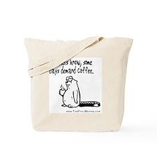 DB_DemandCoffee Tote Bag