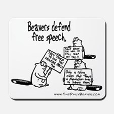 DB_FreeSpeech Mousepad