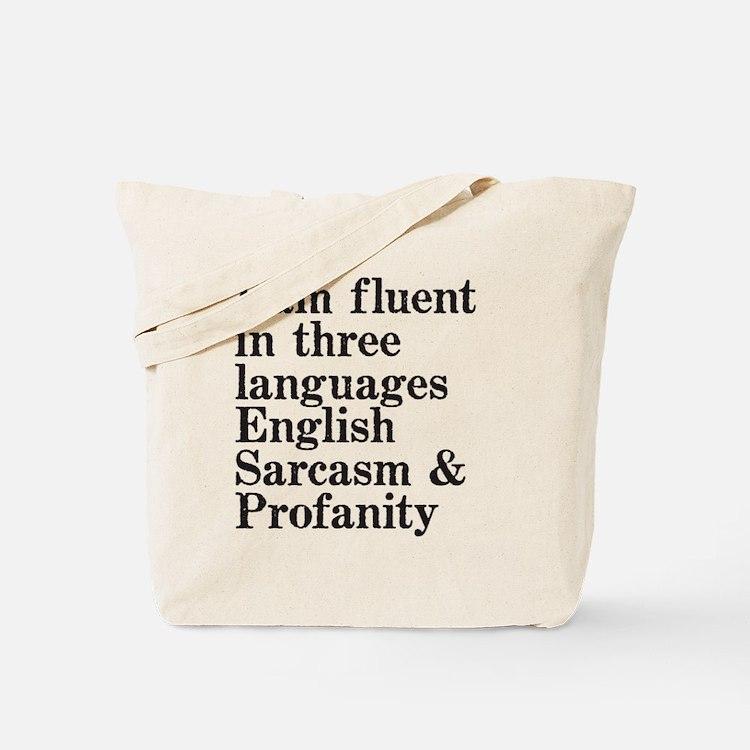 fluent Tote Bag