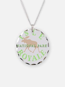 isleroyalenationalpark-white Necklace