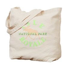 isleroyalenationalpark-white Tote Bag