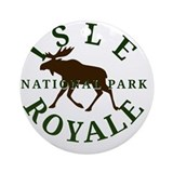 Isle royale national park Ornaments