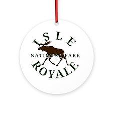 isleroyalenationalpark Round Ornament