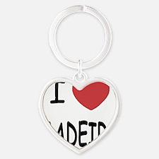 MADEIRA Heart Keychain