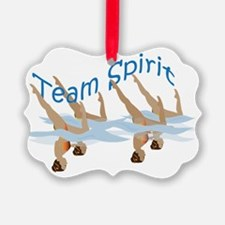 4TeamSpirit Ornament