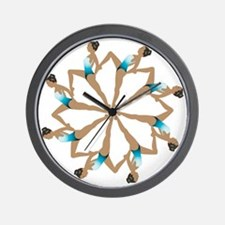 8TeamCircle Wall Clock