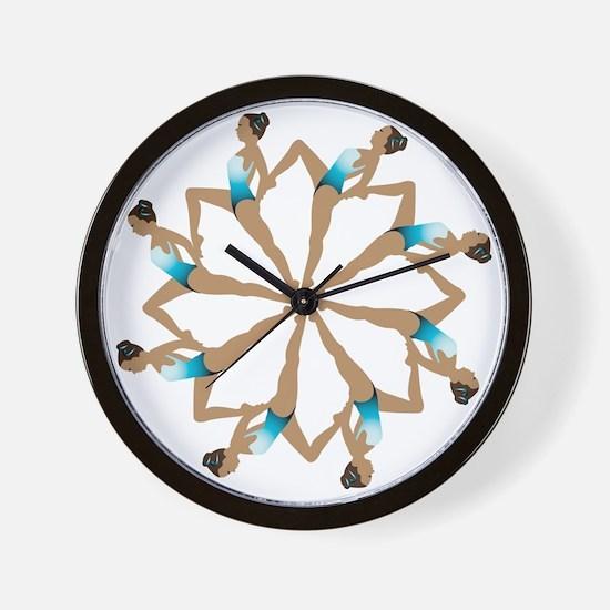 8TeamCircle Wall Clock