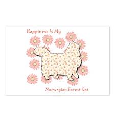 Norwegian Happiness Postcards (Package of 8)