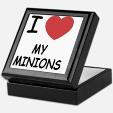 MY_MINIONS Keepsake Box