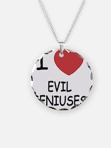 EVIL_GENIUSES Necklace