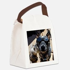 Stardom in a Cattle Dogs world Canvas Lunch Bag