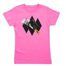 black diamond dude Girl's Tee