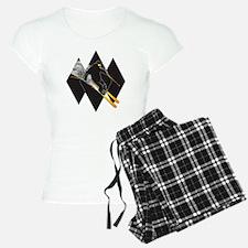 black diamond dude Pajamas