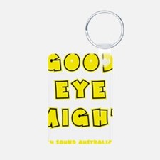 yellow, Good Eye Might, ho Keychains