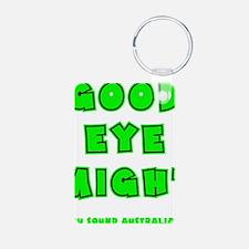 green2, Good Eye Might, ho Keychains