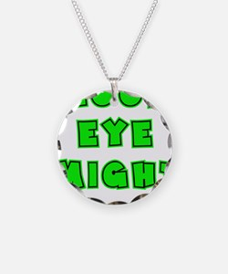 green2, Good Eye Might, hot  Necklace