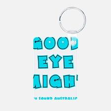 blue2, Good Eye Might, hot Keychains