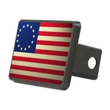 Betsy Ross Revolutionary W Hitch Cover