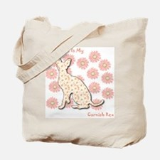 Rex Happiness Tote Bag