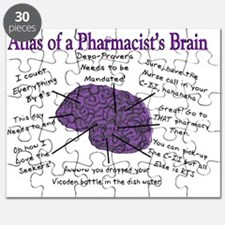 Atlas of a Pharmacists Brain 3 Puzzle