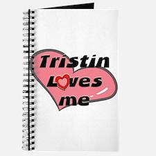 tristin loves me Journal