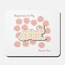Rex Happiness Mousepad