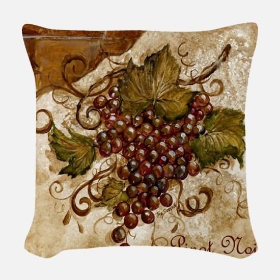 Image38 Woven Throw Pillow