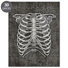 ribcage-grey_13-5x18v Puzzle